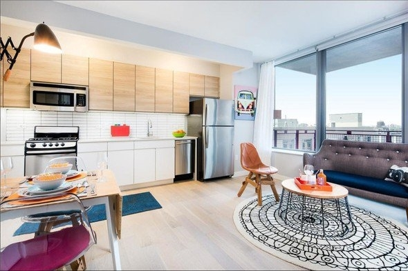 Studio, Long Island City Rental in NYC for $2,195 - Photo 1