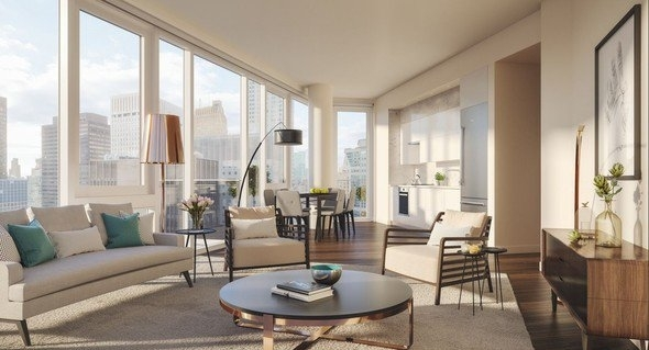 1 Bedroom, Turtle Bay Rental in NYC for $5,695 - Photo 2