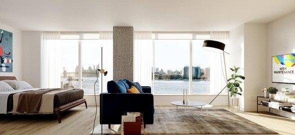 2 Bedrooms, Williamsburg Rental in NYC for $5,495 - Photo 2