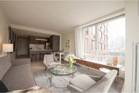 2 Bedrooms, Hell's Kitchen Rental in NYC for $6,095 - Photo 1