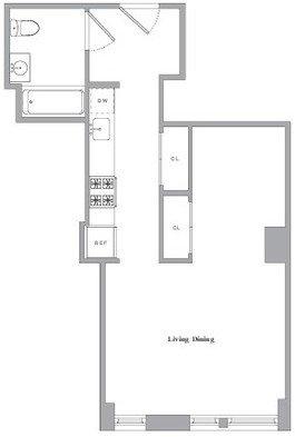 Studio, Fort Greene Rental in NYC for $2,895 - Photo 2