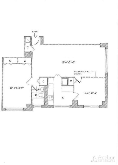 2 Bedrooms, Yorkville Rental in NYC for $4,476 - Photo 2