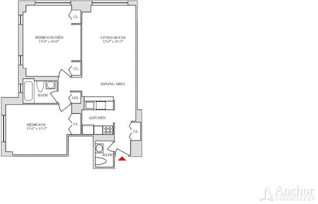 2 Bedrooms, Yorkville Rental in NYC for $4,355 - Photo 2