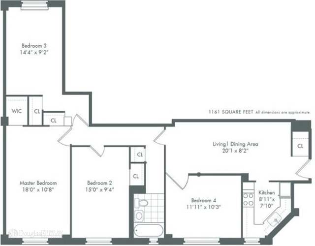 4 Bedrooms, Stuyvesant Town - Peter Cooper Village Rental in NYC for $5,930 - Photo 2