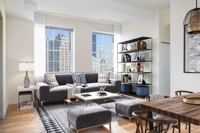 2 Bedrooms, Financial District Rental in NYC for $5,595 - Photo 1