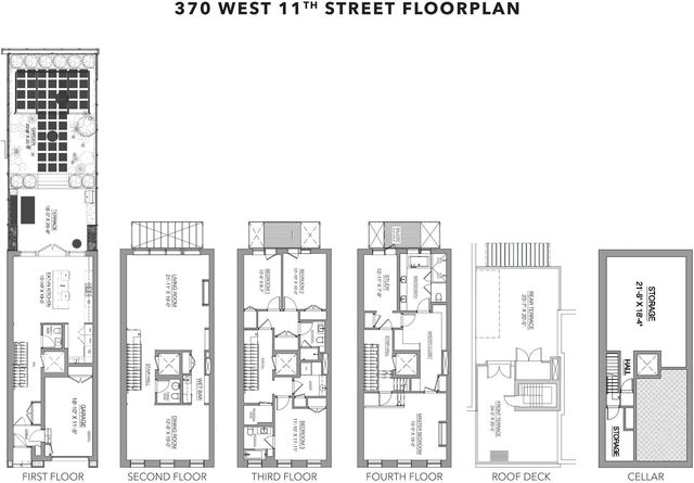 5 Bedrooms, West Village Rental in NYC for $39,000 - Photo 2