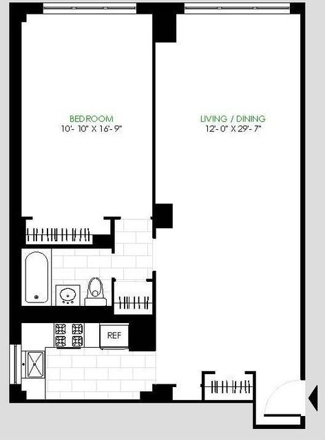 2 Bedrooms, Upper East Side Rental in NYC for $3,329 - Photo 2
