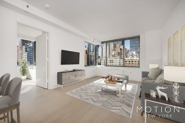 2 Bedrooms, Hell's Kitchen Rental in NYC for $5,120 - Photo 1