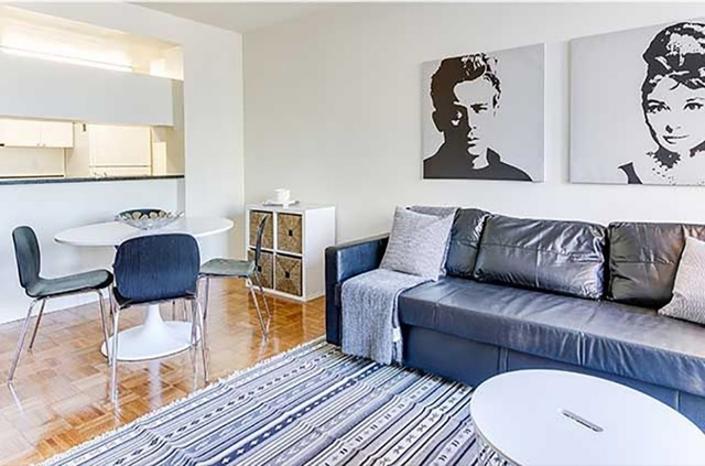 1 Bedroom, Hunters Point Rental in NYC for $3,693 - Photo 2