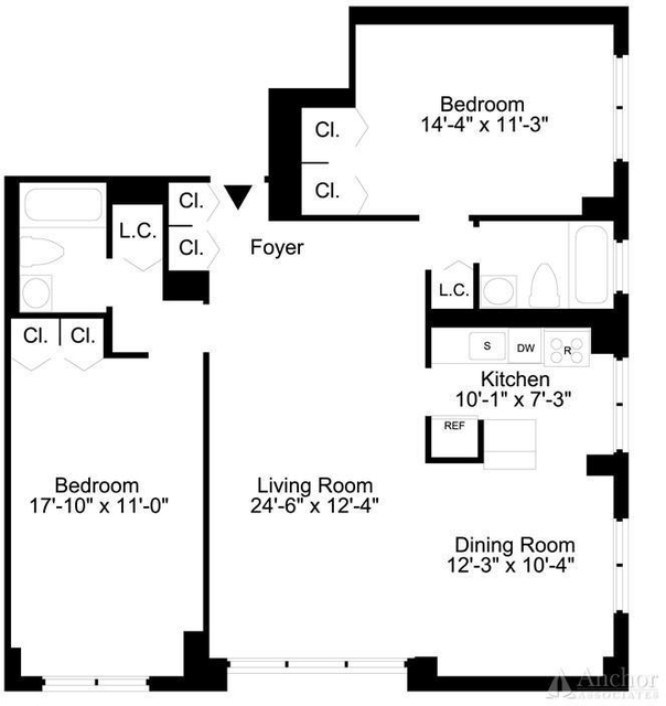 3 Bedrooms, Lincoln Square Rental in NYC for $7,295 - Photo 2