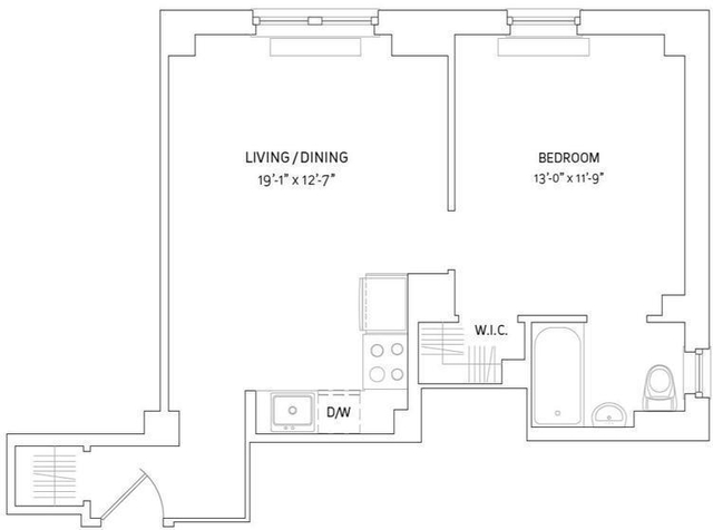 1 Bedroom, Upper West Side Rental in NYC for $3,660 - Photo 2