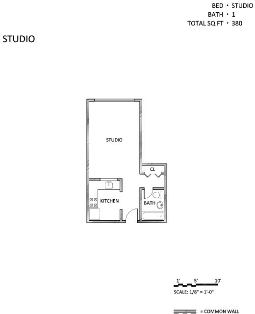 Studio, Roosevelt Island Rental in NYC for $2,095 - Photo 2