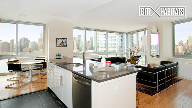 2 Bedrooms, Hunters Point Rental in NYC for $5,418 - Photo 1