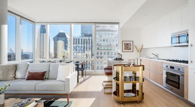 2 Bedrooms, Financial District Rental in NYC for $7,200 - Photo 2