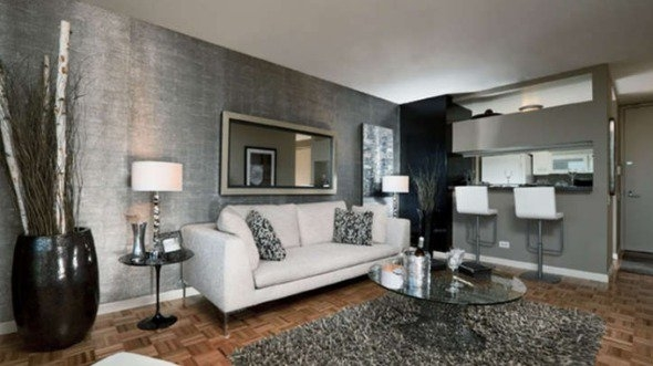 2 Bedrooms, Hell's Kitchen Rental in NYC for $5,345 - Photo 2