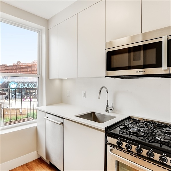 2 Bedrooms, North Slope Rental in NYC for $3,088 - Photo 1