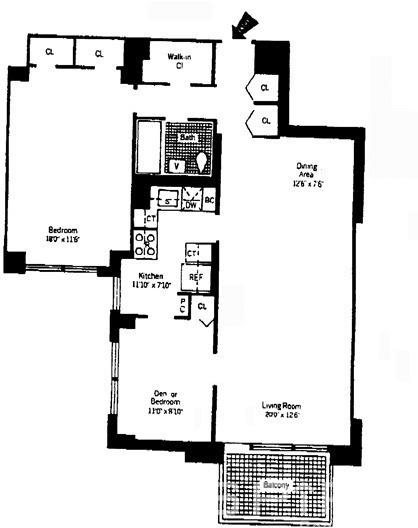 2 Bedrooms, Yorkville Rental in NYC for $4,445 - Photo 1