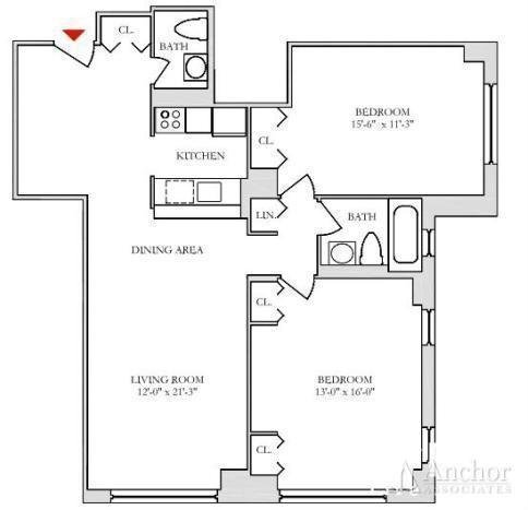 2 Bedrooms, Yorkville Rental in NYC for $4,325 - Photo 2