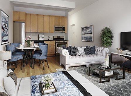 Studio, Sutton Place Rental in NYC for $2,600 - Photo 2