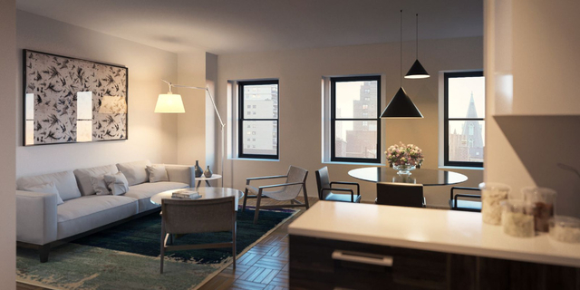 2 Bedrooms, Chelsea Rental in NYC for $5,248 - Photo 2