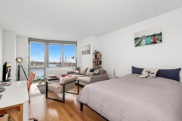 Studio, Hunters Point Rental in NYC for $2,465 - Photo 1