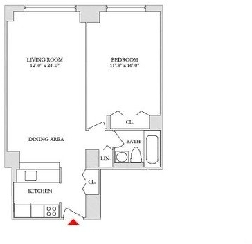 1 Bedroom, Upper East Side Rental in NYC for $3,280 - Photo 2