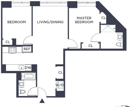 2 Bedrooms, Prospect Heights Rental in NYC for $4,595 - Photo 2