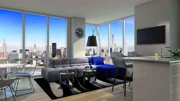 2 Bedrooms, Long Island City Rental in NYC for $4,144 - Photo 2