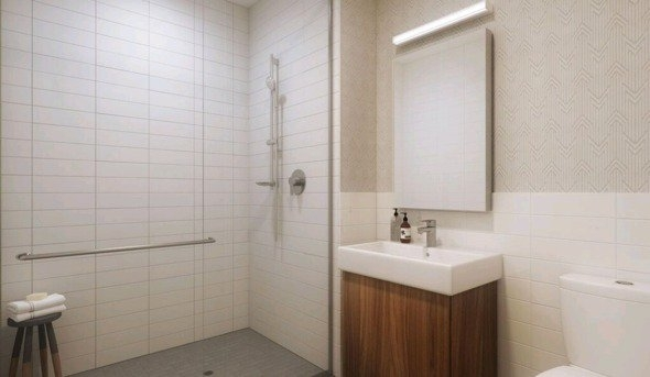 Studio, Long Island City Rental in NYC for $2,619 - Photo 2