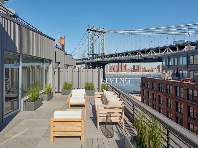 1 Bedroom, DUMBO Rental in NYC for $5,895 - Photo 1