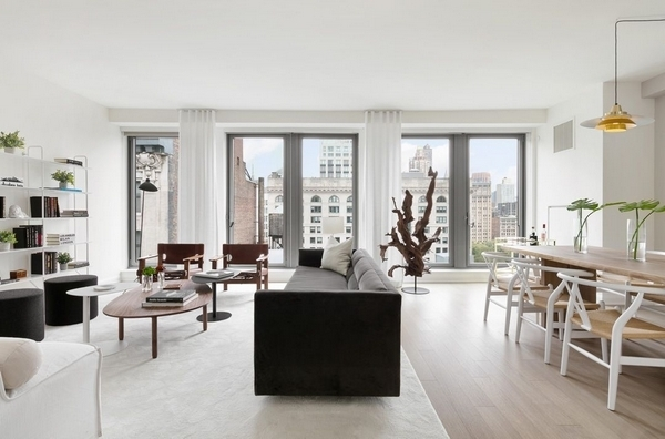 2 Bedrooms, Flatiron District Rental in NYC for $9,500 - Photo 2