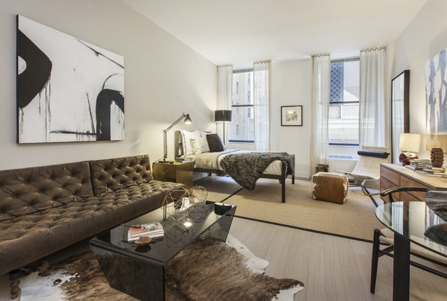 Studio, Financial District Rental in NYC for $4,090 - Photo 1