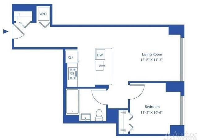 1 Bedroom, Astoria Rental in NYC for $2,331 - Photo 2