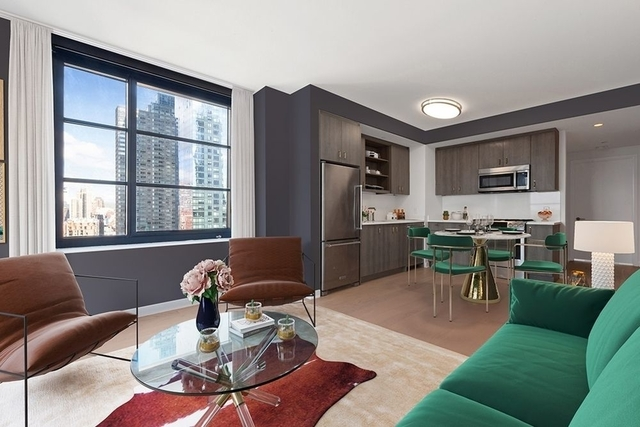 1 Bedroom, Hell's Kitchen Rental in NYC for $3,417 - Photo 2