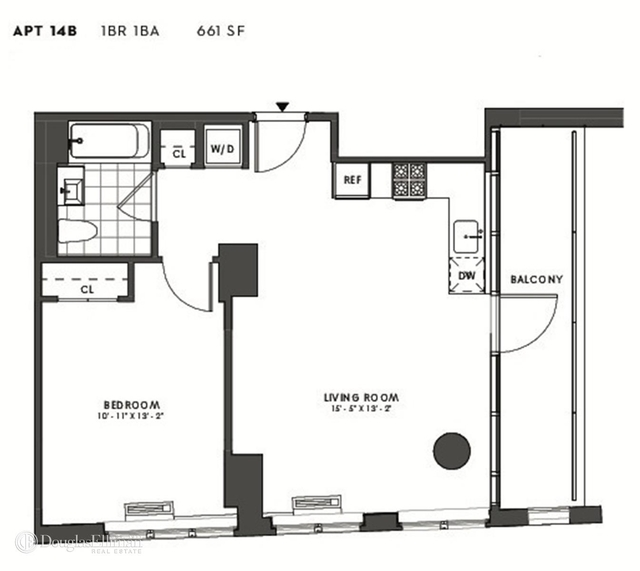1 Bedroom, Fort Greene Rental in NYC for $4,150 - Photo 2