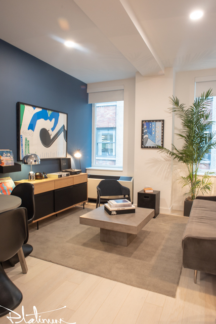 1 Bedroom, Financial District Rental in NYC for $4,308 - Photo 1