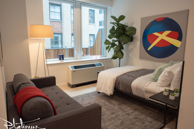 Studio, Financial District Rental in NYC for $2,765 - Photo 1