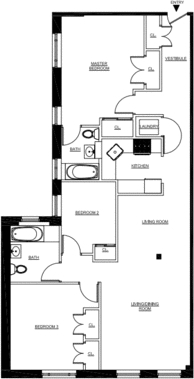 3 Bedrooms, Upper East Side Rental in NYC for $8,295 - Photo 2