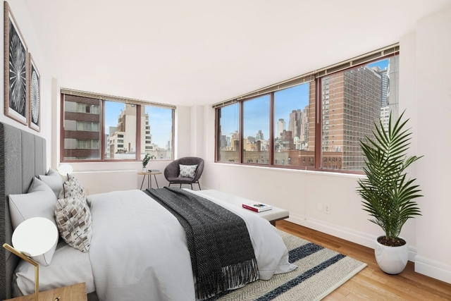 1 Bedroom, Theater District Rental in NYC for $3,485 - Photo 1