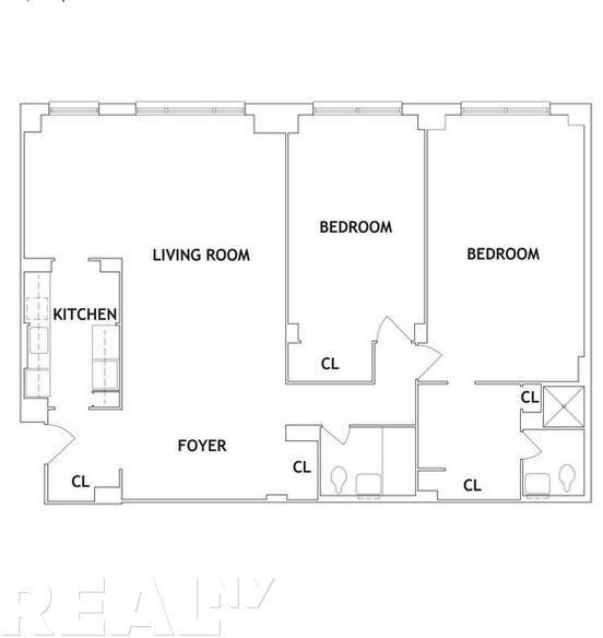 2 Bedrooms, Kew Gardens Rental in NYC for $2,600 - Photo 1