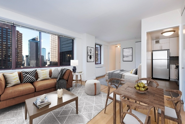 Studio, Theater District Rental in NYC for $2,885 - Photo 1