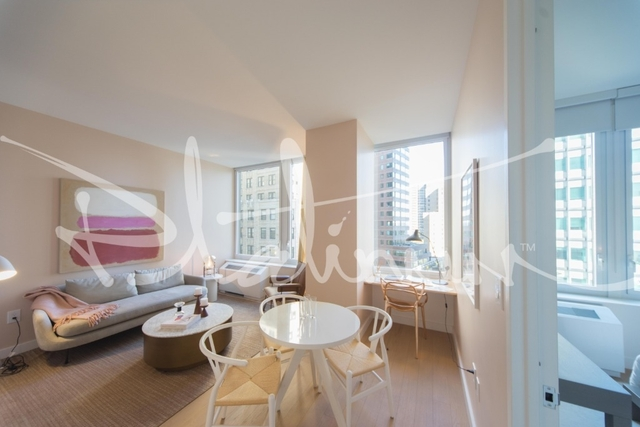 1 Bedroom, Financial District Rental in NYC for $4,835 - Photo 1