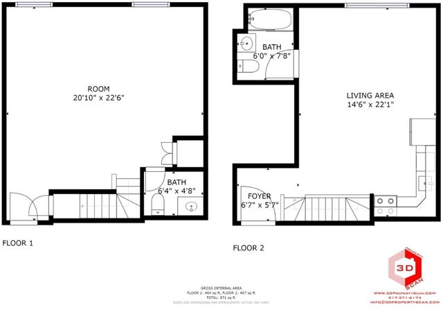 1 Bedroom, Windsor Terrace Rental in NYC for $2,800 - Photo 2
