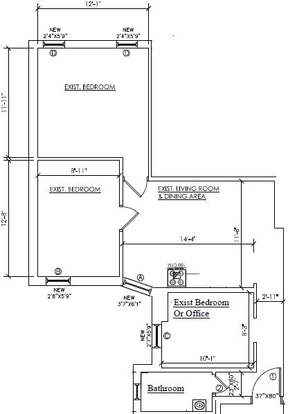 3 Bedrooms, Kensington Rental in NYC for $2,500 - Photo 2