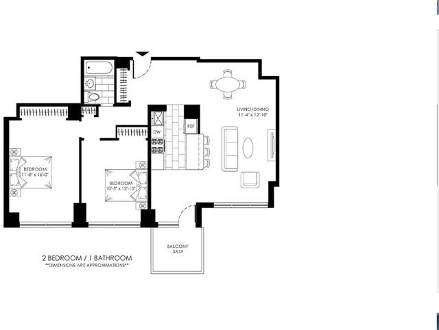 2 Bedrooms, Pelham Parkway Rental in NYC for $2,495 - Photo 1