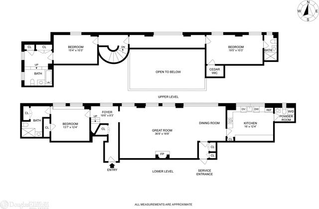 3 Bedrooms, Midtown East Rental in NYC for $30,000 - Photo 2