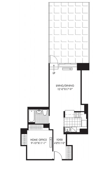 Loft, Financial District Rental in NYC for $4,500 - Photo 2