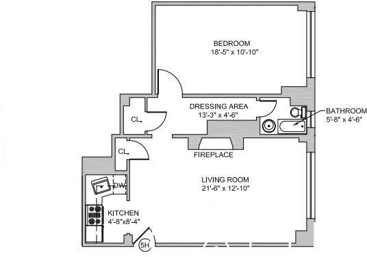 Studio, Upper East Side Rental in NYC for $3,900 - Photo 1