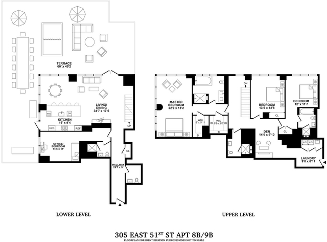4 Bedrooms, Turtle Bay Rental in NYC for $19,500 - Photo 2