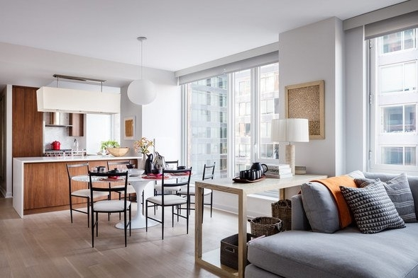 2 Bedrooms, Tribeca Rental in NYC for $9,650 - Photo 2